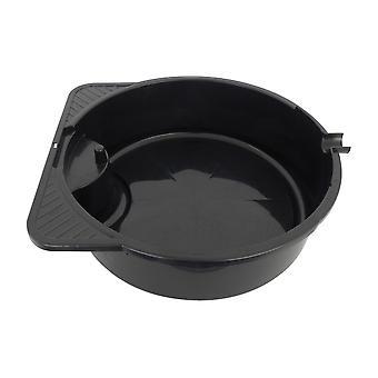 Sammelbehälter für Öl 8 Liter Kunststoff schwarz