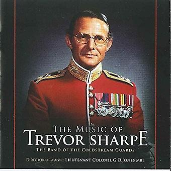 Trevor Sharpe & Coldstream vakterna - musik av Trevor Sharpe & Coldstream vakter [CD] USA import