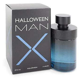 Halloween Man X Eau De Toilette Spray Door Jesus Del Pozo 4.2 oz Eau De Toilette Spray