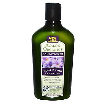 Avalon Organics Organic Nourishing Conditioner, Lavender 11 Oz