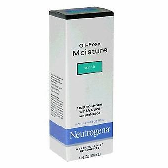Band-Aid Προσώπου Moisturizer Neutrogena 4 ουγκιά αντλία μπουκάλι unscented λοσιόν, 1 κάθε