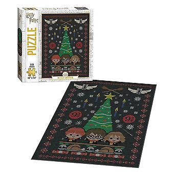 Harry Potter Weasley Sweaters Puzzle (550 pcs)