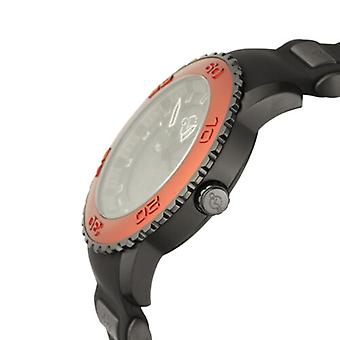 GV2 by Gevril Men's 9704  Aurora Luminous Limited Edition Silicone Date Watch