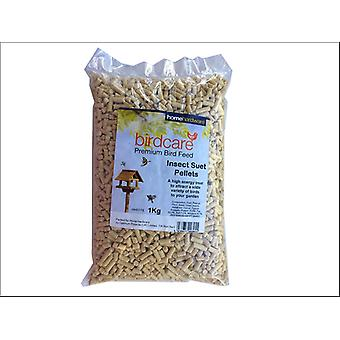 Home Birdcare Suet Pellets Insects 1kg