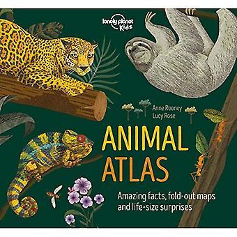 Animal Atlas - Lonely Planet Kids