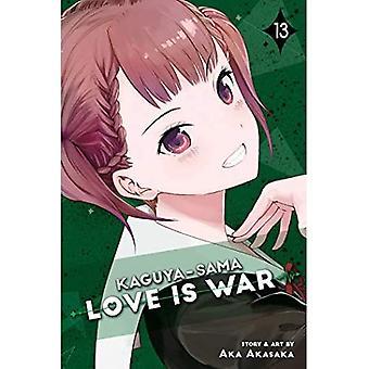 Kaguya-sama: Kærlighed er krig, Vol. 13 (Kaguya-sama: Kærlighed er krig)