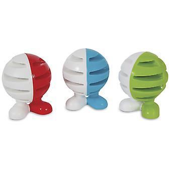JW Mixed Ribbed Cuz (Dogs , Toys & Sport , Balls)