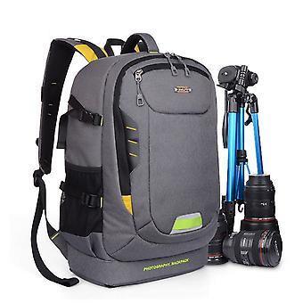 Yuhan oxford grote capaciteit waterdichte anti-shock slr / dslr gadget camera tas professionele gear phot