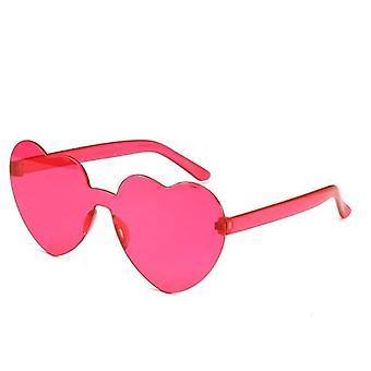 Vintage Moln Tofs Steampunk Solglasögon, Mode Rimless Driving Glasögon