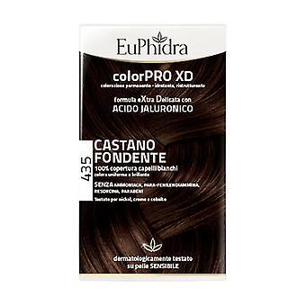 ColorPRO XD 435 Dark Brown 4 units of 120ml