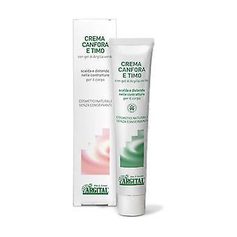 Camphor and Thyme Heat Effect Cream 75 ml of cream