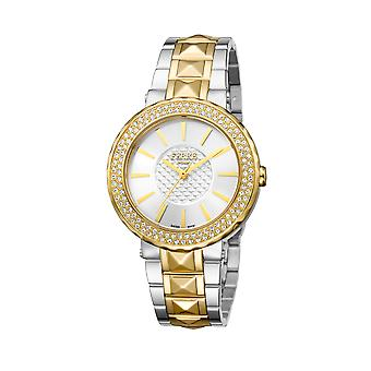 Ferre Milano FM1L058M0101  watch, /gold band, silver dial