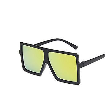 Oversize Square Sunglasses Baby Festival Punk Uv400 Glasses