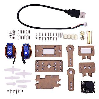 Sensor Kit With Micro Servos Smart Robot Hd Camera