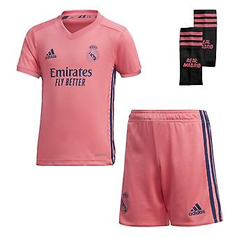 Children's Football Equipment Set Real Madrid Adidas A MINI (3 pc's)