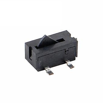 10pcs Kfc-vt-08 Black Patch Game Reset Inching Detection / Limit Switch
