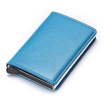 Aluminiowy portfel Metalowy uchwyt na kartę kredytową