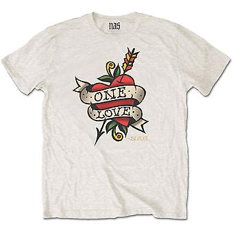 Nas Sand Love Tattoo Official Tee T-Shirt Unisex