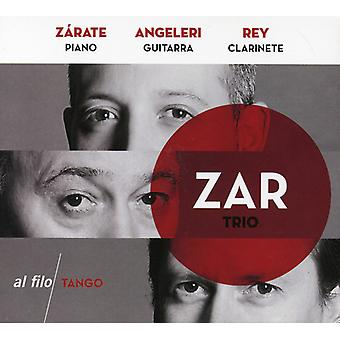 Zar Trio - Al Filo/Tango [CD] USA import