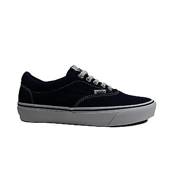 Vans MN Doheny Dress Blue/White Canvas Mens Lace Up Sneakers