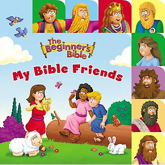 The Beginners Bible My Bible Friends  a Point and Learn tabbed board book by The Beginner s Bible