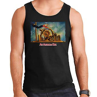 An American Tail Fievel Mousekewitz Running Men's Vest