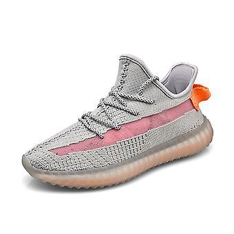 Sneakers casuales cómodas para hombre 350 Grayorange