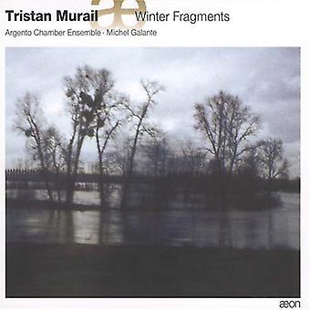 Murail - Tristan Murail: Winter Fragmente [SACD] USA import
