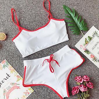 Nők nyári zökkenőmentes sport jóga szett, crop top és rövidnadrág