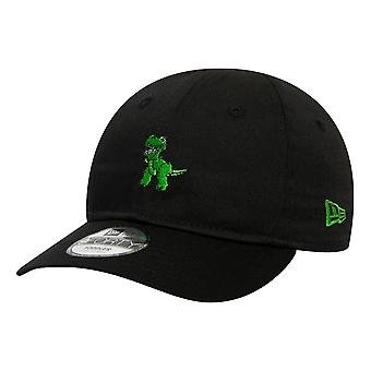 New Era Toy Story Rex Youth 9Forty Cap - Black