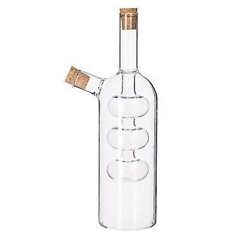 2in1 Öl- und Essig-Set Glas