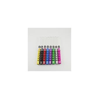 Gh-x30 glashylsa för silikonrör