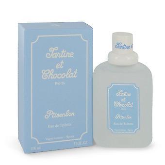 Tartine et الشوكولاته ptisenbon eau de toilette رذاذ بواسطة جيفنشي 537353 100 مل