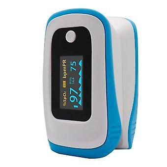 الرقمية نبض الإصبع oximeter oled لون عرض معدل ضربات القلب oximeter الدم تشبع الأكسجين moner oximeter