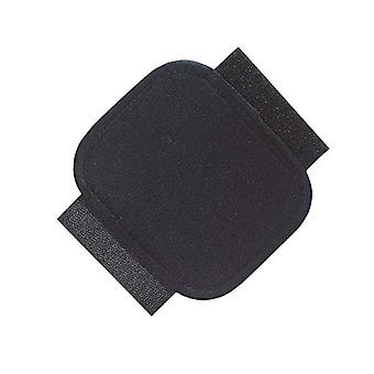 Crutch Handle Upholstered Pads Pair
