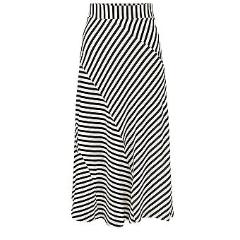 Masai Clothing Saris Stripe Jersey Skirt
