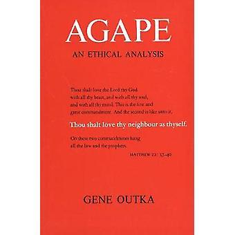Agape av Gene Outka - 9780300021226 Bok