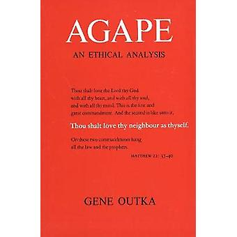 Agape بواسطة جين أوتكا -- 9780300021226 كتاب