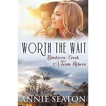 Worth the Wait by Annie Seaton - 9780648556374 Book