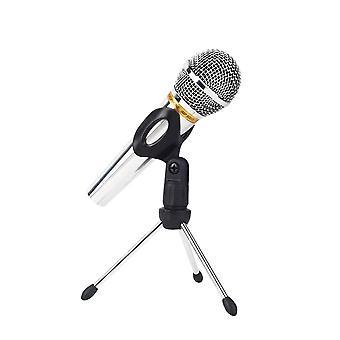 Escritorio ajustable, trípode de micrófono de aleación de zinc de mesa