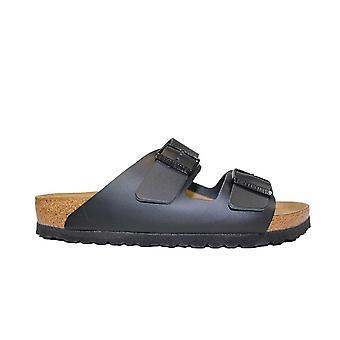 Birkenstock Arizona NL Black Mens Slip On Mule Sandals