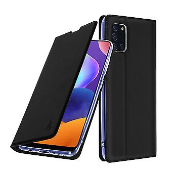 Case for the Samsung Galaxy A31 Akashi Card and video Holder black