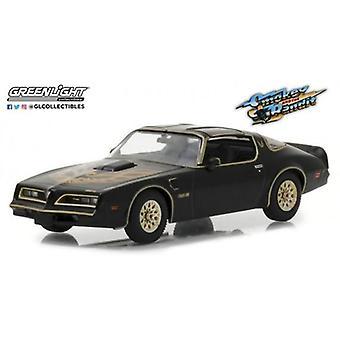 1:43 Scale smokey & the bandit 1977 pontiac firebird trans am diecast model