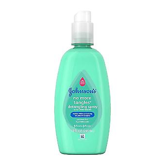 Johnson's no more tangles detangling spray, step 3, 10 oz