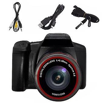 Hd-digitaalivideokamera, Ammattimainen digitaalinen zoom-tallennus, Ravistelunesto