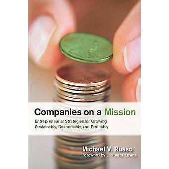 Companies on a Mission door Michael V. Russo