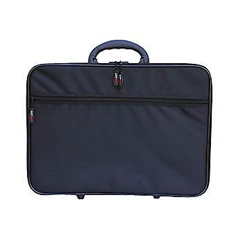 Artway - Wallet case in A3 format, shoulder strap and inner straps, large art folder with internal and external pockets Ref. 0635292895593