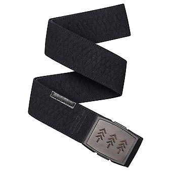 Arcade Vision Webbing Belt in Black Black