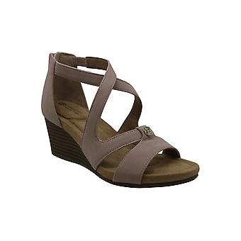 Giani Bernini Womens Camdenn Leather Open Toe Casual Platform Sandals