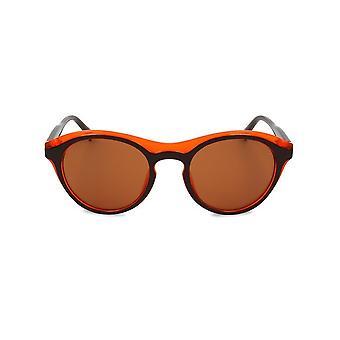 Calvin Klein -BRANDS - Asusteet - Aurinkolasit - CKJ18503S-201 - Unisex - oranssi, satula